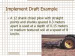 implement draft example6