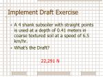implement draft exercise3