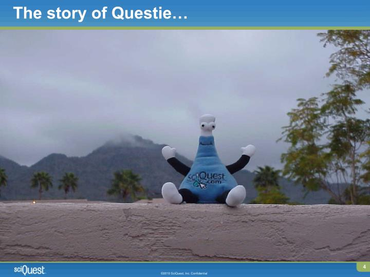 The story of Questie…