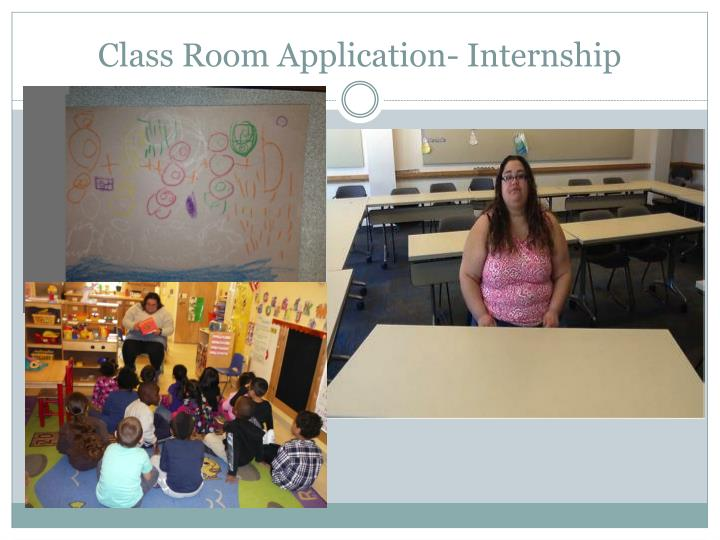 Class Room Application- Internship