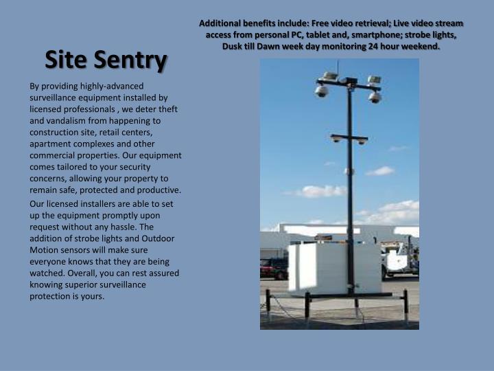 Site Sentry