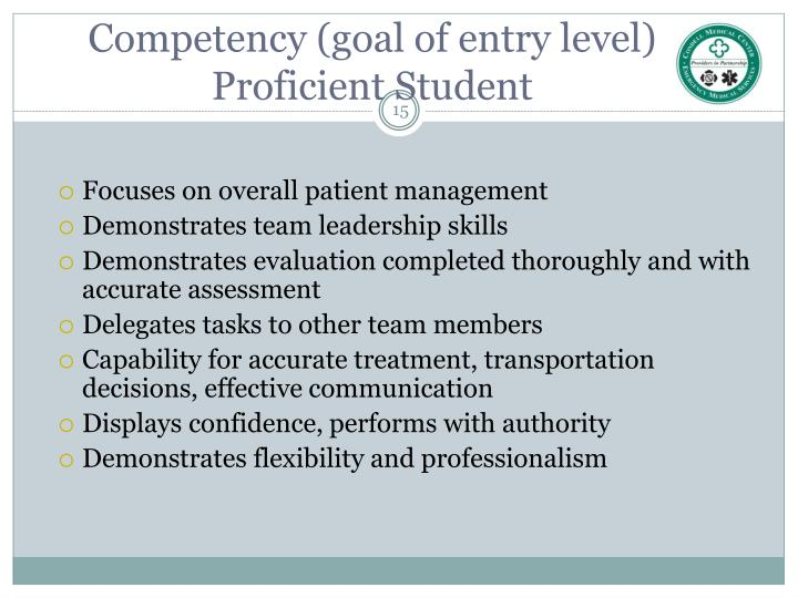 all the competency goals Common to all jobs in the rank and file category are competencies that enhance   management of time and priority setting goals and standards setting work.