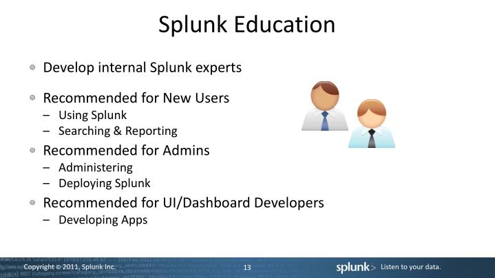 Splunk Education