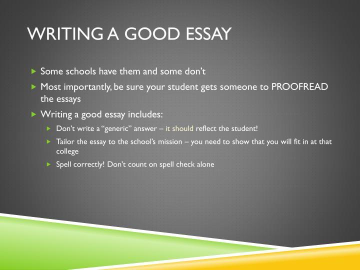 Some essays