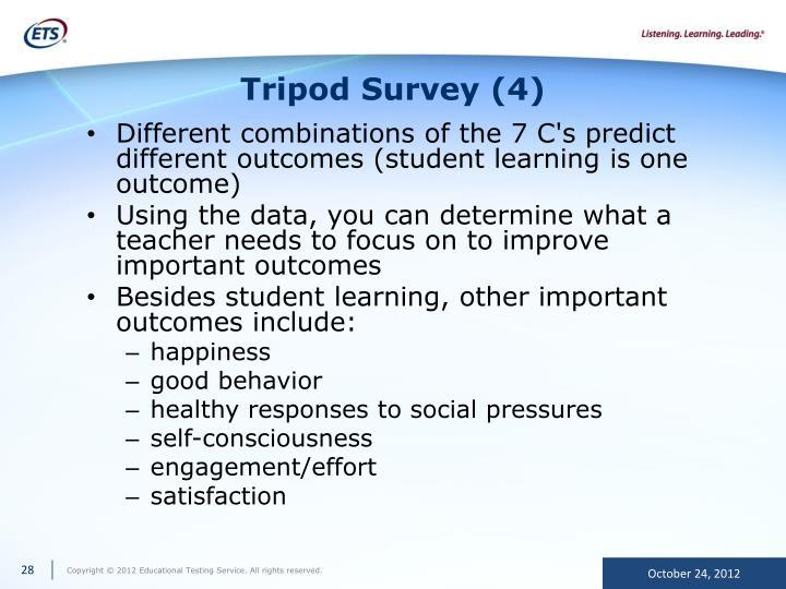 Tripod Survey (4)