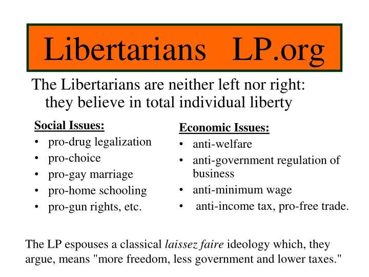Libertarians   LP.org