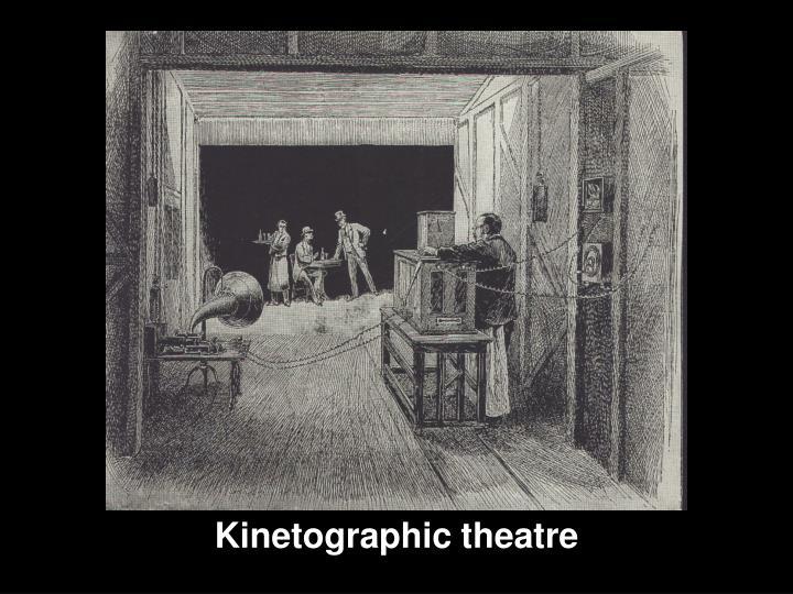 Kinetographic