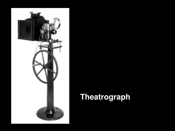Theatrograph