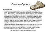 creative options1