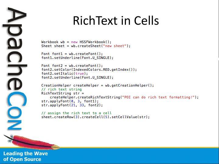 RichText