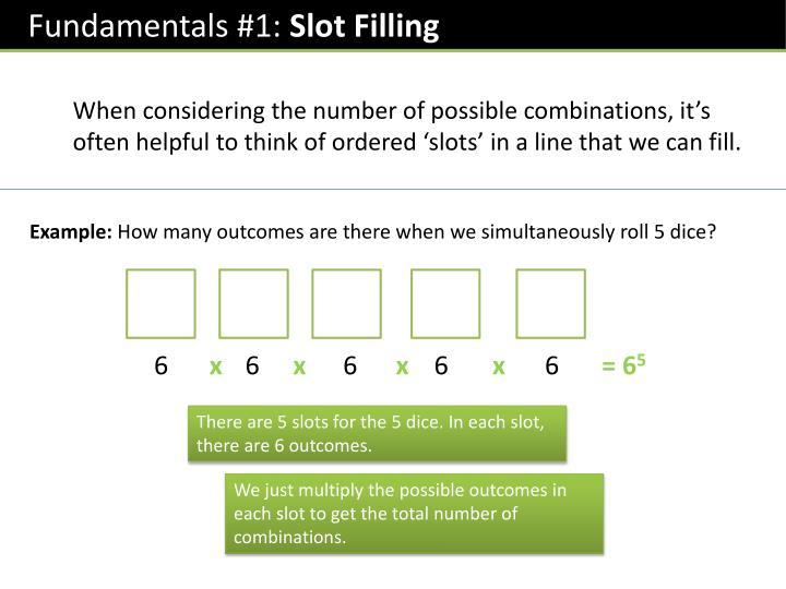 Fundamentals #1: