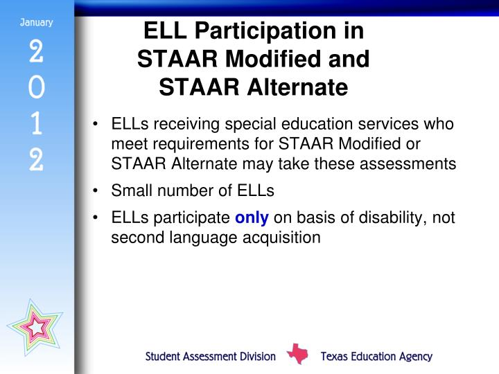 ELL Participation in