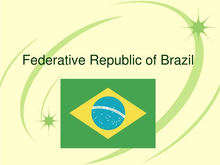 Migration Governance Snapshot: The Federative Republic of Brazil