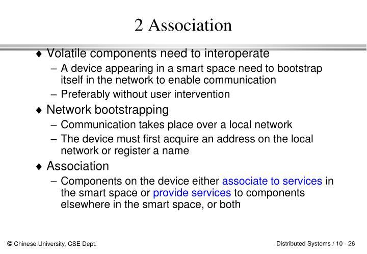 2 Association