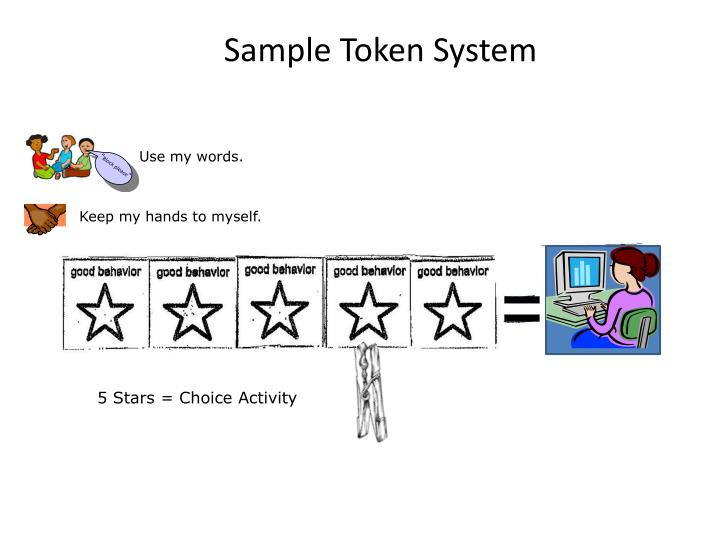 Sample Token System