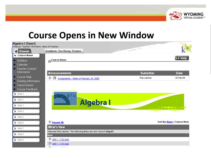 Course Opens in New Window