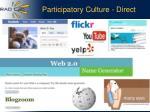 participatory culture direct