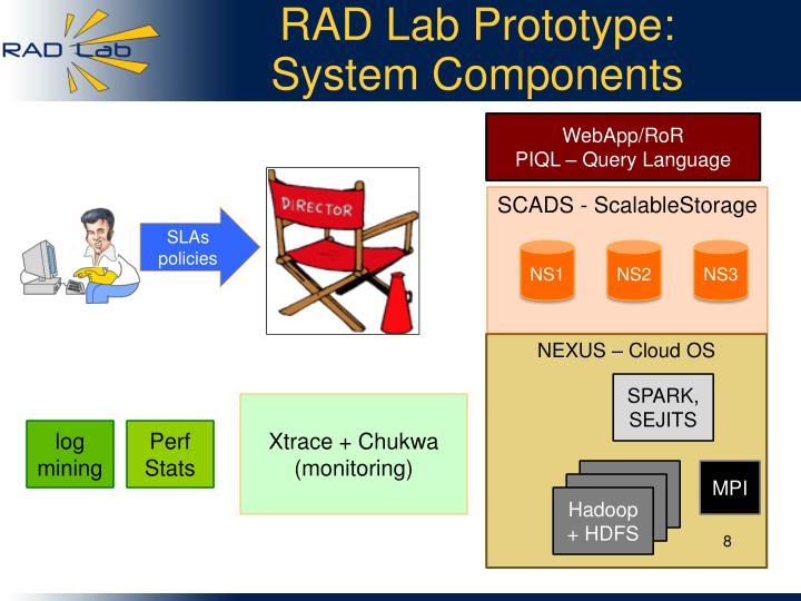 RAD Lab Prototype: