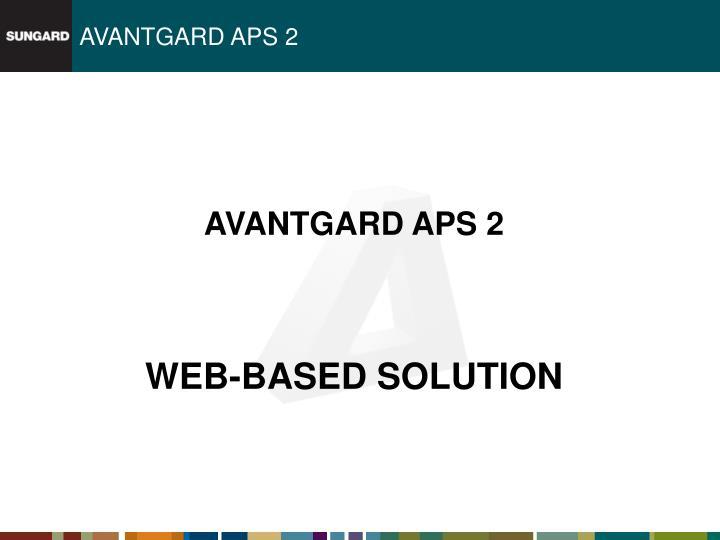 AVANTGARD APS 2