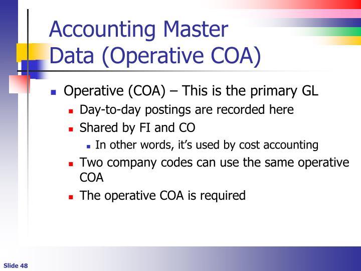 Accounting Master