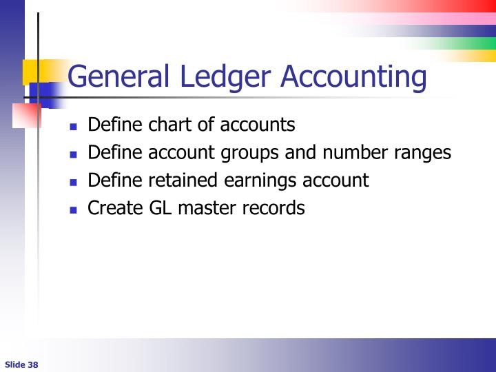 General Ledger Accounting