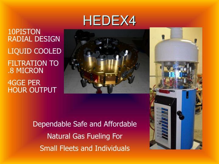 HEDEX4
