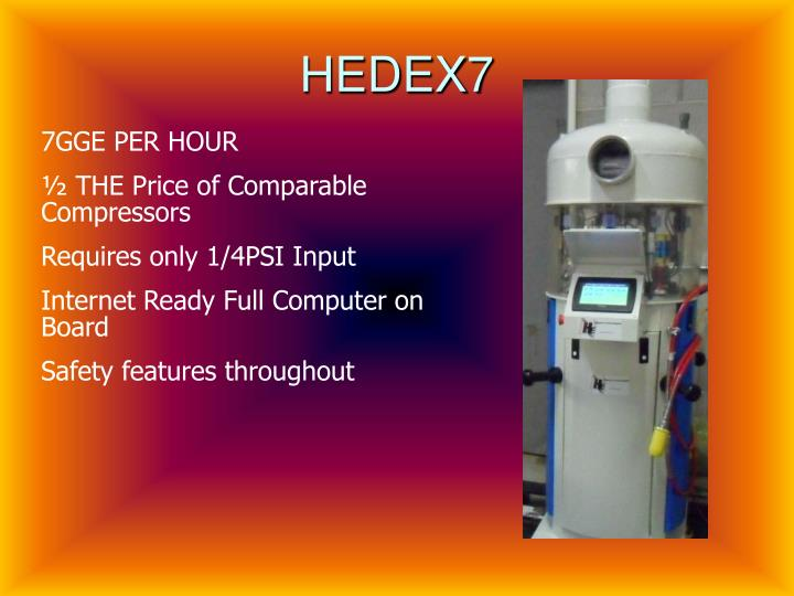 HEDEX7