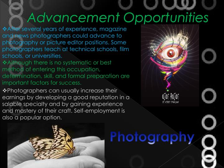Advancement Opportunities