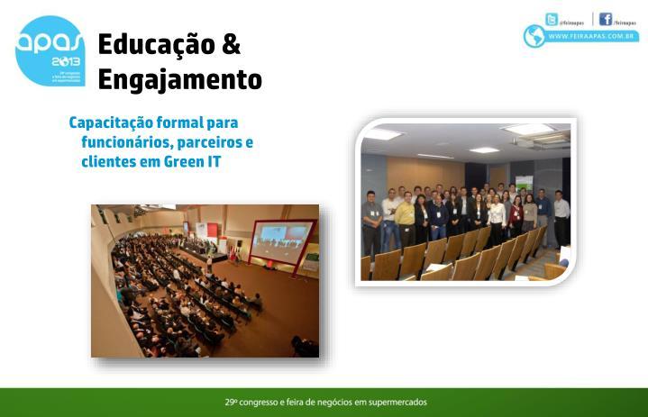 Educação & Engajamento