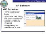 aa software