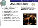 odot project team