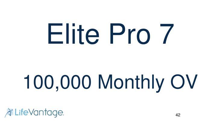 Elite Pro 7