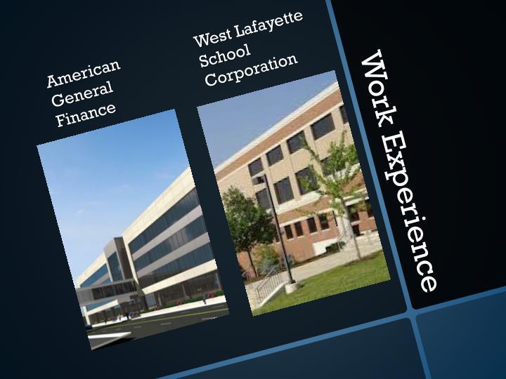 West Lafayette School Corporation