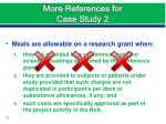 more references for case study 2