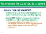 references for case study 3 cont d1