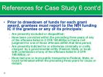 references for case study 6 cont d1