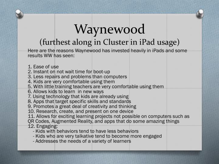 Waynewood