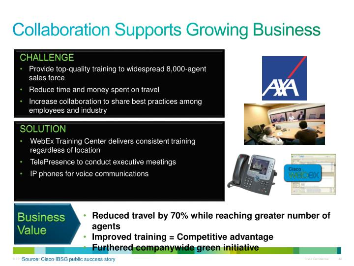Collaboration Supports Growing Business