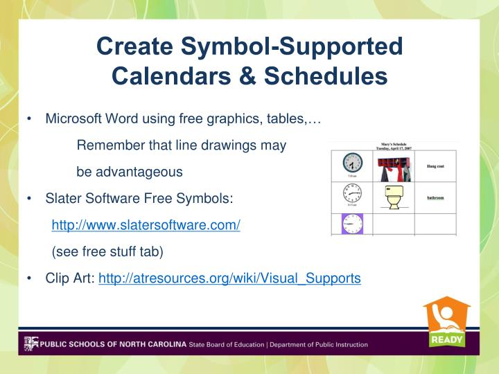 Create Symbol-Supported