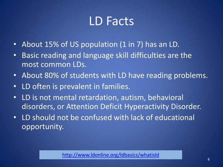 LD Facts
