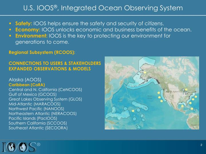 an overview of ocean observatories Note – go to   for access to all ooi documents a_closer_look_2007 this document has the best description of the science goals.
