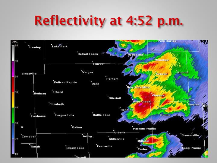 Reflectivity at