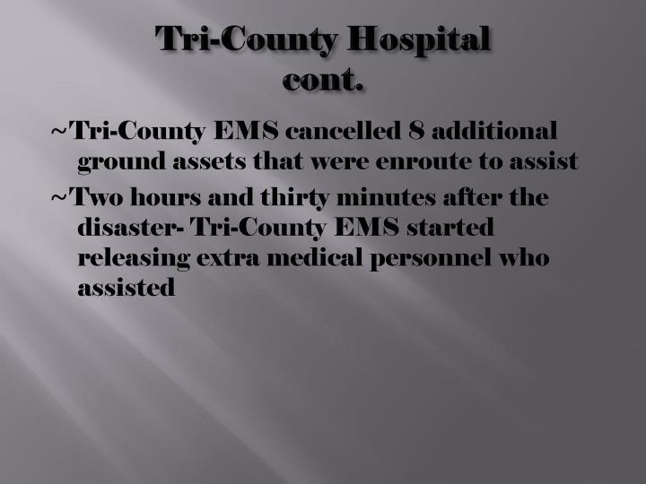 Tri-County Hospital