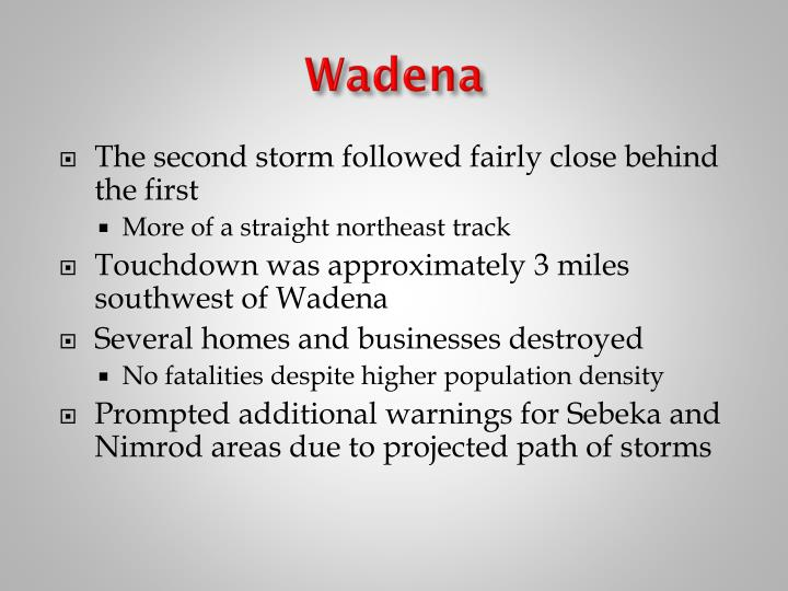 Wadena