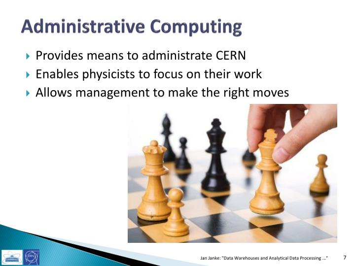 Administrative Computing