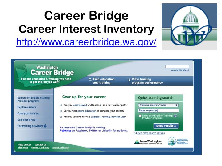 Career Bridge