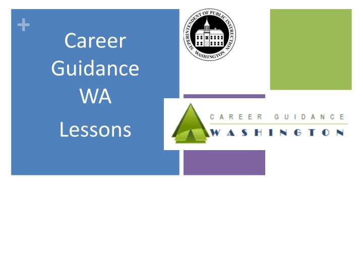 Career Guidance WA