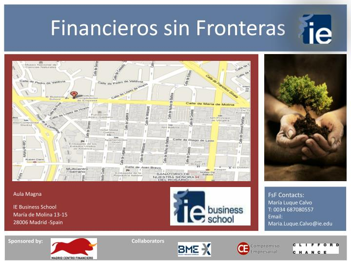 Financieros sin Fronteras