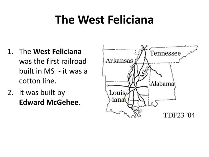 The West Feliciana