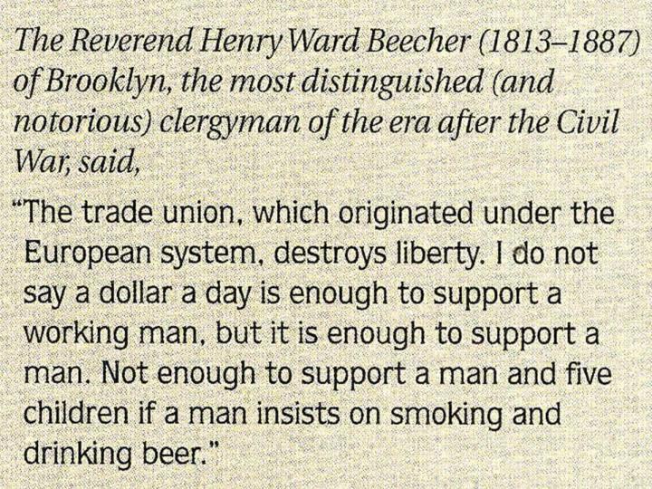 Anti-Labor Unions